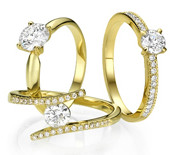 האם גבר צריך להשקיע סכומים מטורפים בטבעת אירוסין?
