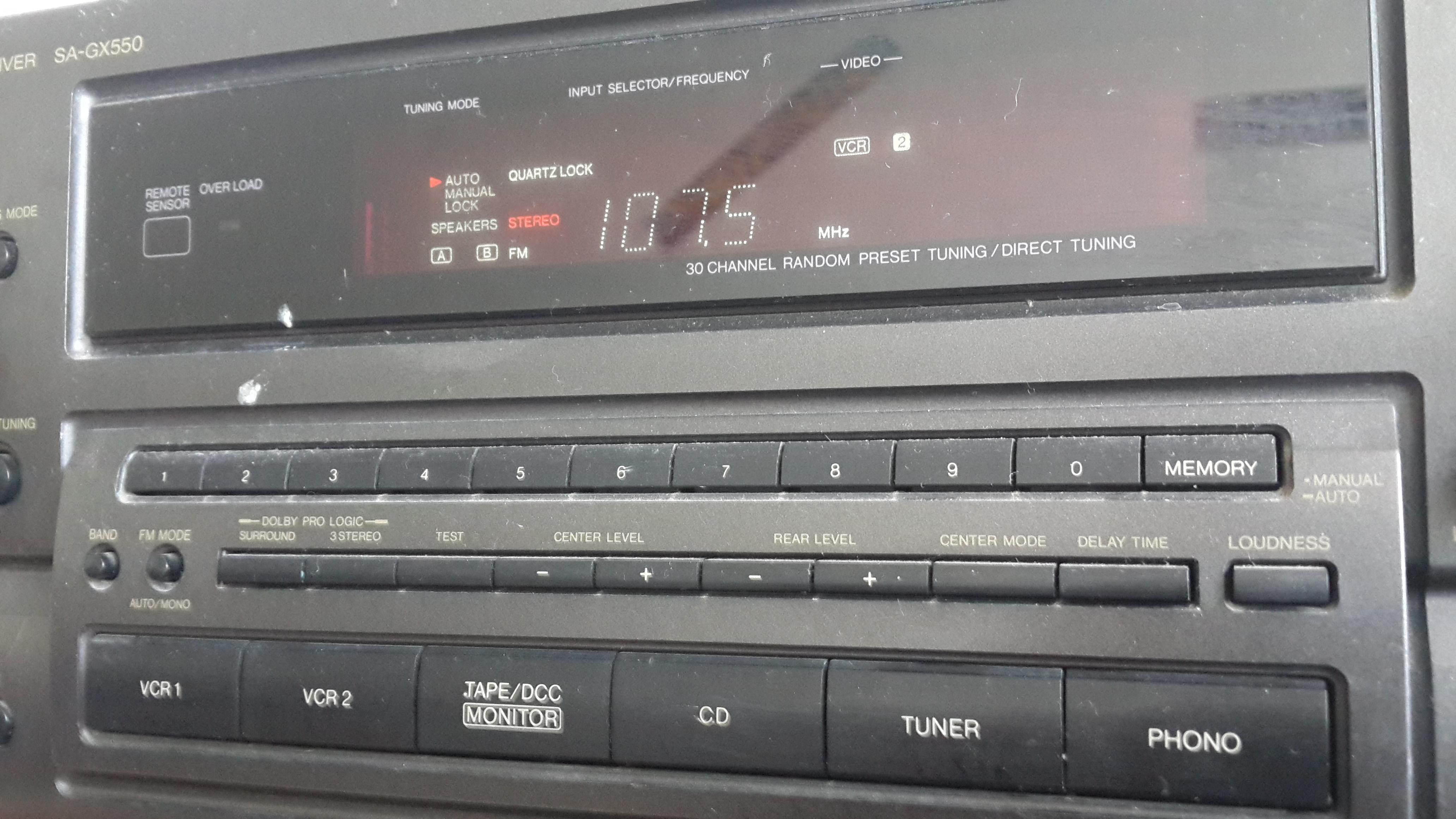 רסיבר פיוניר – לשמוע מוזיקה ולראות סרטים כמו שהיוצר התכוון