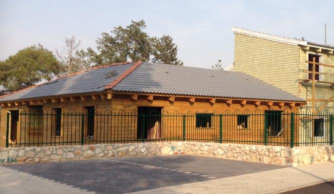 בנייה ירוקה בצפון – בנייה בלי פסולת