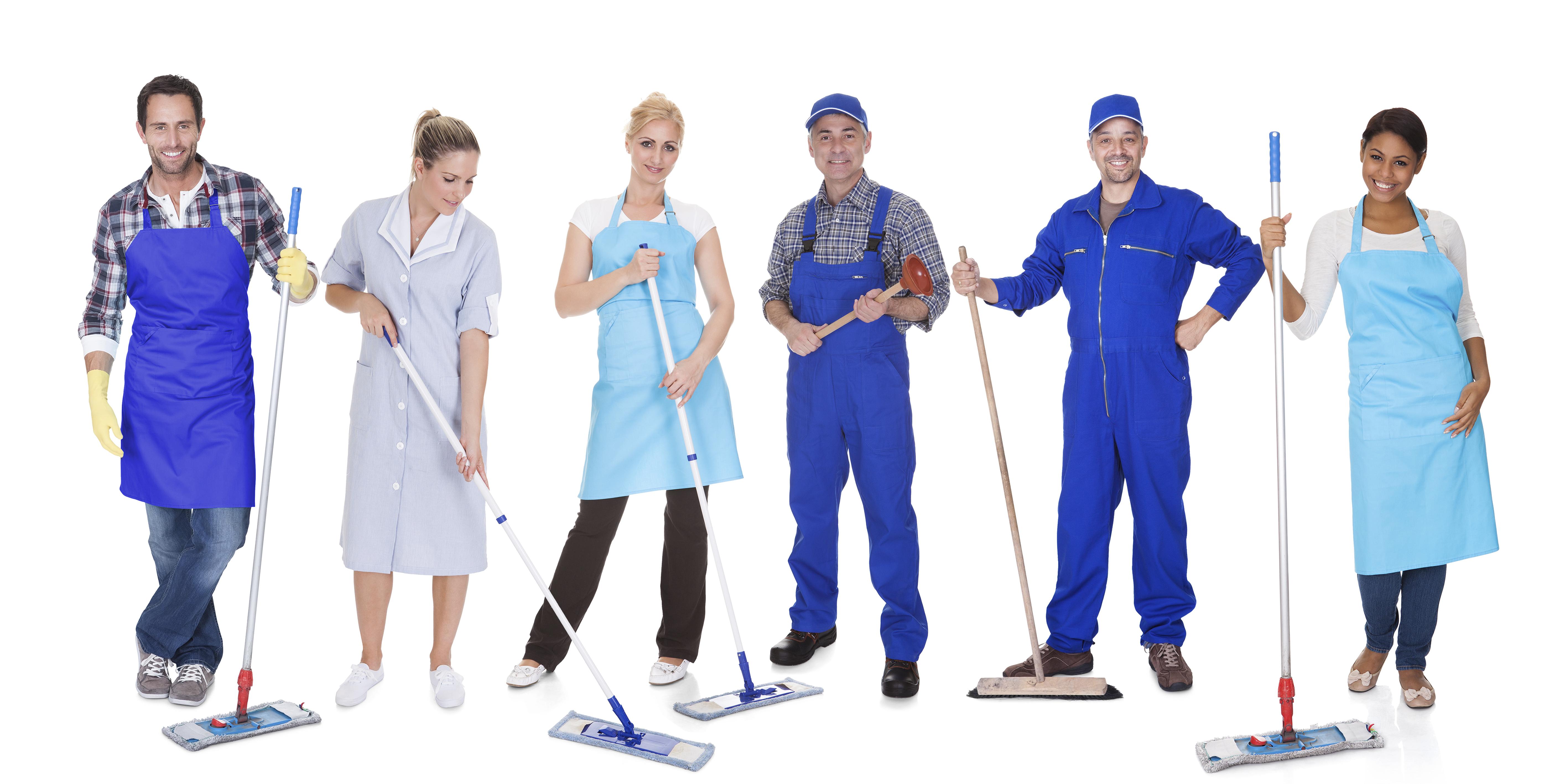 חברת ניקיון עדיפה על עוזרת בית, כן או לא?